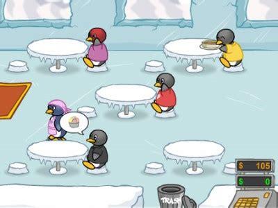 jeux cuisine pingouin snack pingouin joue jeux gratuits en ligne joue snack