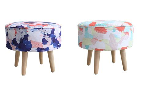 Poufs And Stools by 5 Poufs And Stools That The Spotlight Rl