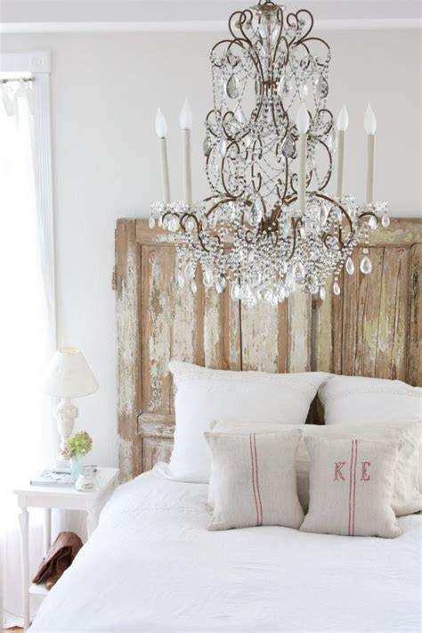 superb Over The Bed Decorating Ideas #1: Chandelier-over-the-bed-683x1024.jpg