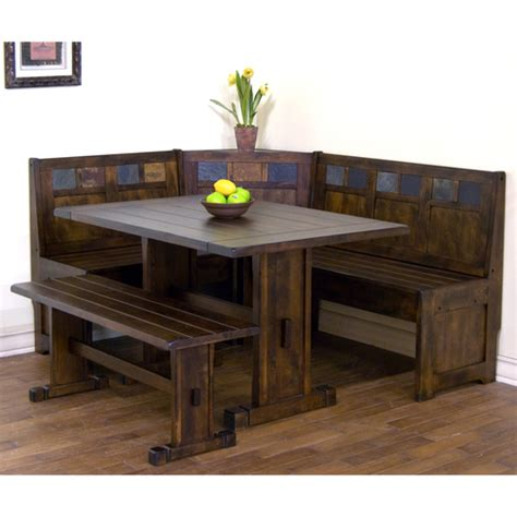 dining table furnit bench set