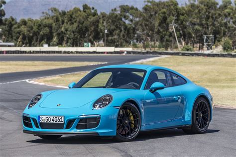 miami blue porsche porsche 911 carrera gts coup 233 miami blue the new 911 gts