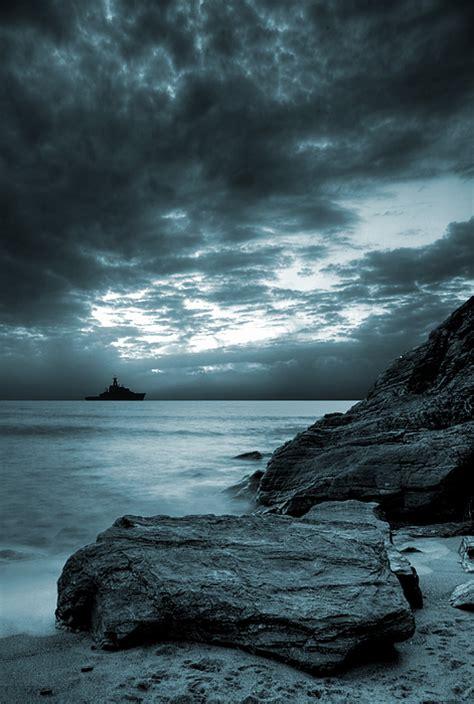 blue wave boats apparel stormy ocean greeting card for sale by jaroslaw grudzinski