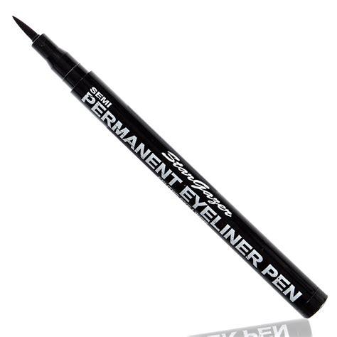tattoo eyeliner pen stargazer semi permanent eyeliner pen black blue banana uk