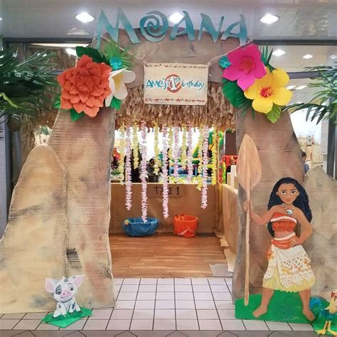 moana boat decoration 10 best images about moana on pinterest luau party