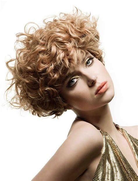 Curly Wavy Hairstyles by 30 Most Magnetizing Curly Hairstyles For To