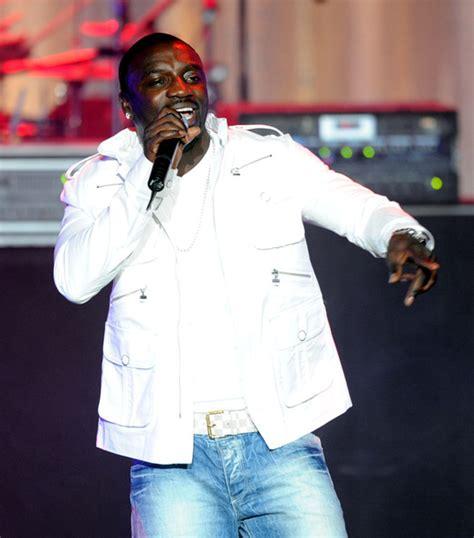 Rapper Akon Has Three by Akon Photos Photos 11th Annual Bmi Awards Show