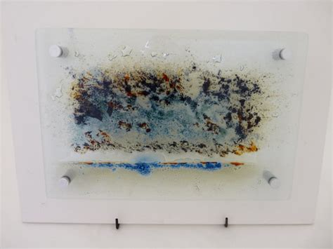 modern glass wall decor fused glass wall panel by boulton glass contemporary
