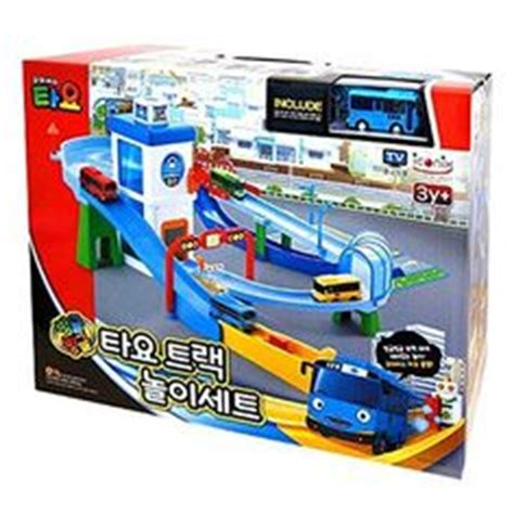 Sale Tayo The Special Set 2 car wash play sets and animation on