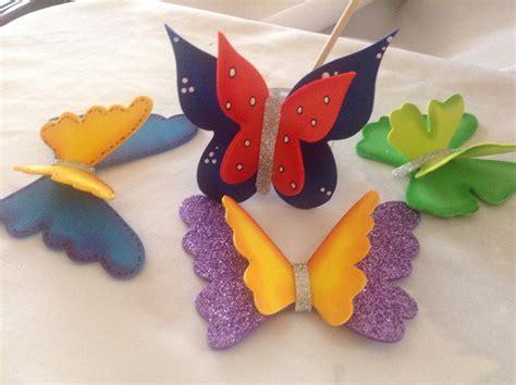 imagenes mariposas goma eva mariposa de goma eva imagui