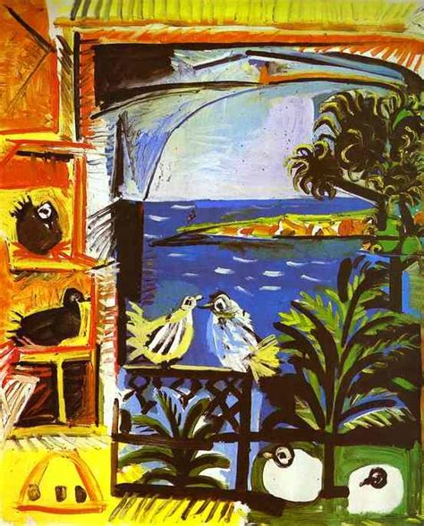 picasso paintings dove pablo picasso the doves 1957