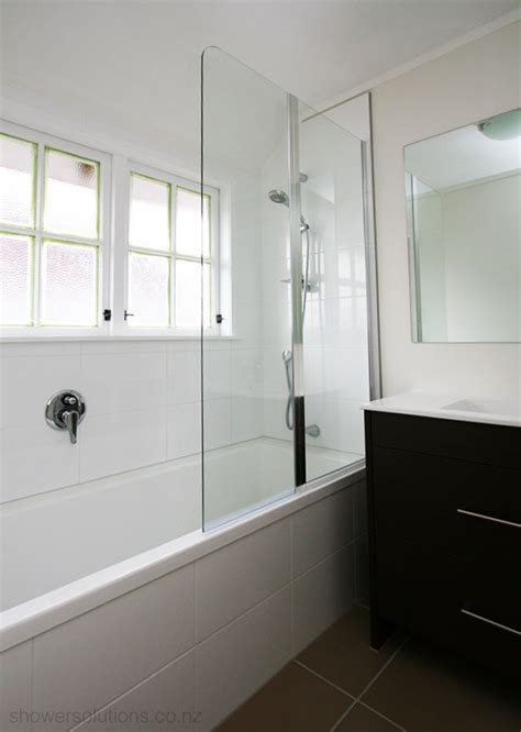 Over The Bath Shower Screens bath screens shower solutions