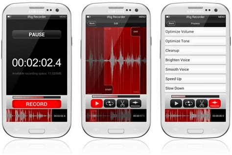 irig for android ik multimedia release irig recorder for android on play musictech
