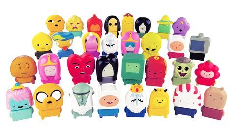 a for all time toys yolantele adventure time toys are out mcdonalds