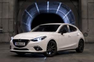 Madza 3 Sport Mazda 3 Sport Black Revealed Autocar