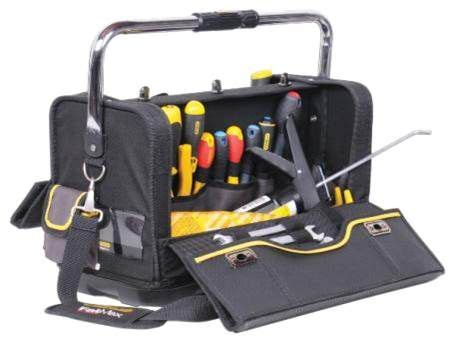stanley branch finder stanley fatmax sided tool bag plumb center