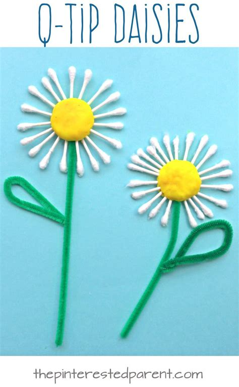 simple craft work for 25 best ideas about flower crafts on