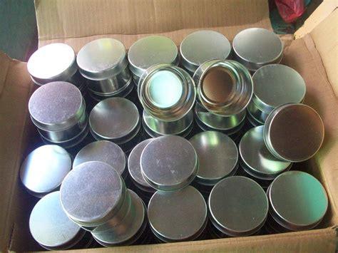 jual kemasan kaleng silver pot pomade harga murah surabaya