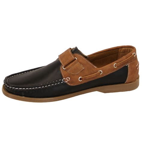 moccasins and loafers mens moccasins loafers deck boat driving velcro slip on