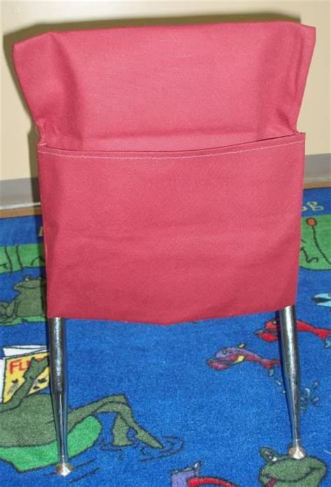 25 best ideas about school chair pockets on