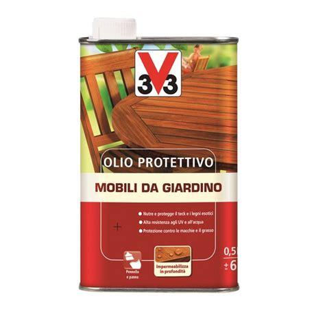Olio Per Mobili Da Giardino by Lt 1 Olio Protettivo Per Mobili Da Giardino Incolore