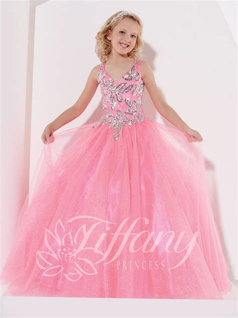 Pretty Dress Formal Anak 2aloise princess 13397 lace up pageant dress novelty