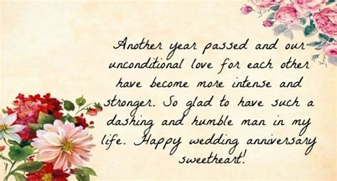 What is a good wedding anniversary wish?   Quora