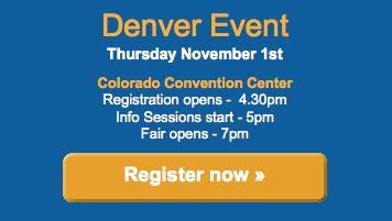 Dnever Mba by Meet With Top Business Schools Denver Mba Fair