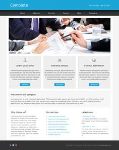 colibri free bootstrap business template templategarden colibri is a free bootstrap html5 template for business