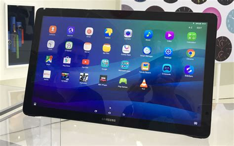 samsung announces 18 4 inch galaxy view tablet telegraph