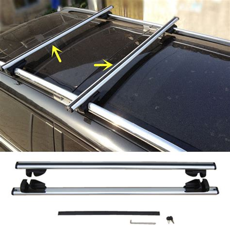 Roof Racks For Cars With Rails by For Mitsubishi Asx Rvr 2011 2016 Car Roof Rack Side Rails