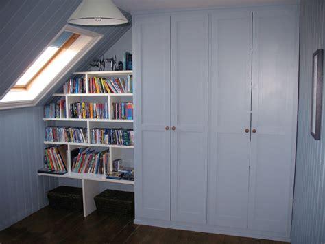 handmade wardrobe with shelves for bedroom home bespoke handmade furniture makers brighton