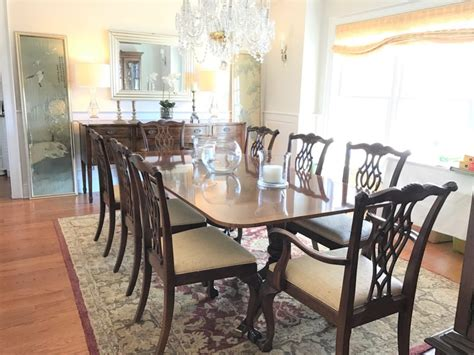 drexel heritage dining room chairs dining room home drexel dining room furniture drexel heritage dining