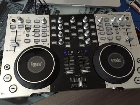 dj console dj console 4 mx hercules dj console 4 mx audiofanzine
