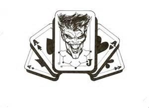 playing card tattoos joker tattoo design in inks by lrwaters on deviantart