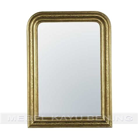 Cermin Tebal 5 Mm cermin kaca hiasan dinding ukiran jepara fryda