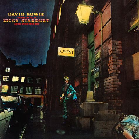 The Rise And Fall Of Images by David Bowie The Rise And Fall Of Ziggy Stardust And The