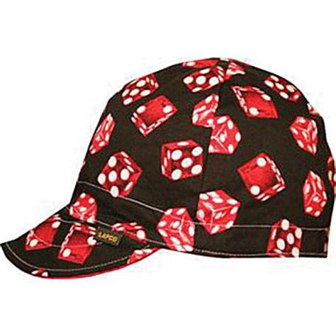 pattern for a welding cap welding hats tag hats