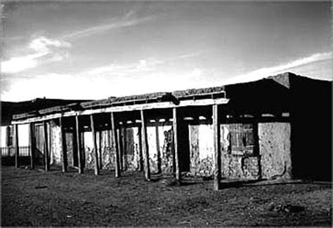 kit carson house taos new mexico adobe jail images frompo