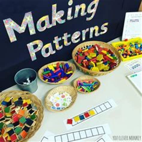 patterns in nature twinkl nature trays and basic math on pinterest