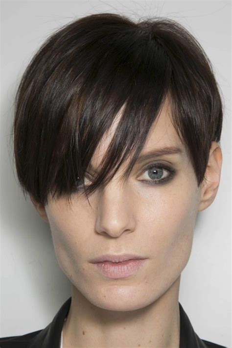 Hairstyles With Hair by Cut Hairstyles With Bangs Hairstyles