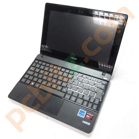Laptop Asus Berprosesor Amd asus x102b touchscreen pc amd a4 1200 1ghz 4gb ram netbook charging issues barebones laptops