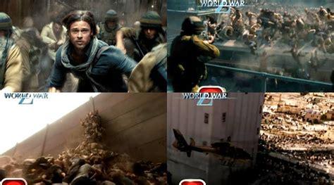 film bioskop kung zombie inilah teaser perdana brad pitt dan ribuan zombie di
