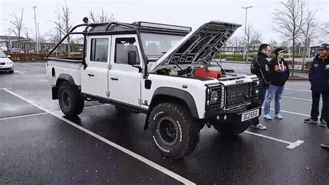 land rover cummins landrover defender 5 9 cummins turbo diesel