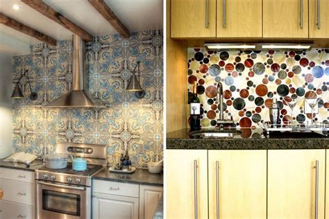 creative kitchen backsplash ideas 11 best images about creative kitchen backsplash ideas on