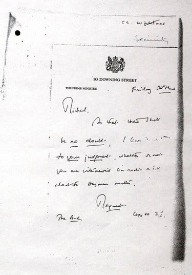 Uk Government Documents