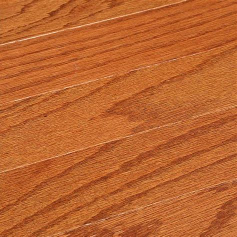 oak gunstock 3 8 quot x 3 quot bruce 174 colony collection made in usa carolina floor covering