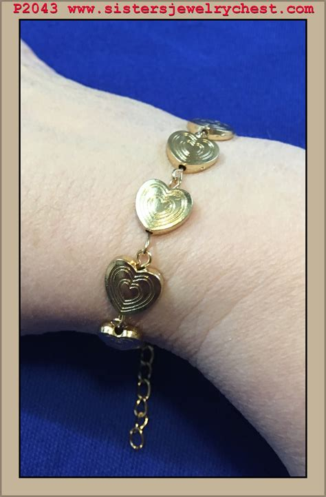 steunk heart tattoo gold bracelet paparazzi best bracelet 2018