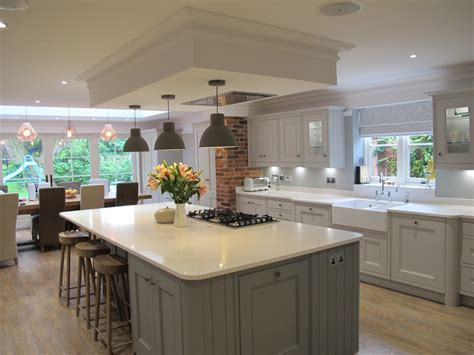 Handmade Painted Kitchens - handmade painted kitchen new kitchens