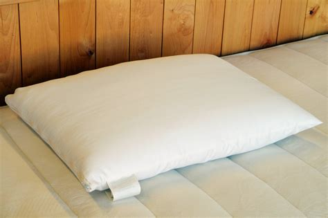 latex bed pillow bed pillow wool wrapped latex sleeping organic