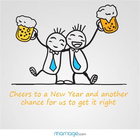 cheers to a new year and another marriage quotes